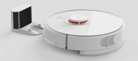 xiaomi roborock s50 vacuum cleaner white