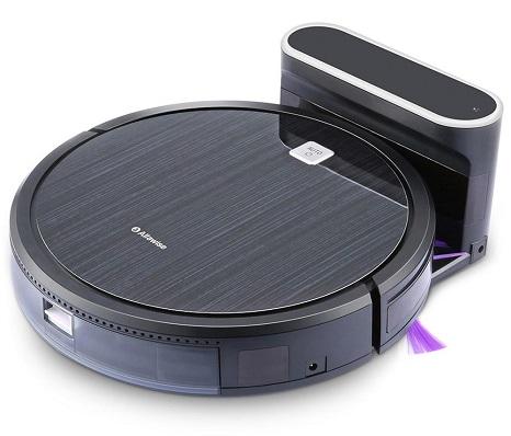 Alfawise V8S Robot Vacuum image