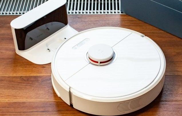 Roborock 360 S6 vacuum cleaner image