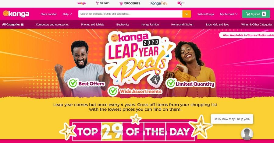konga leap year deals