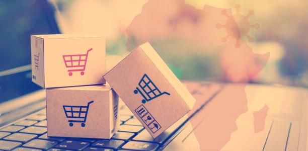 impact van het coronavirus op de e-commerce in Afrika